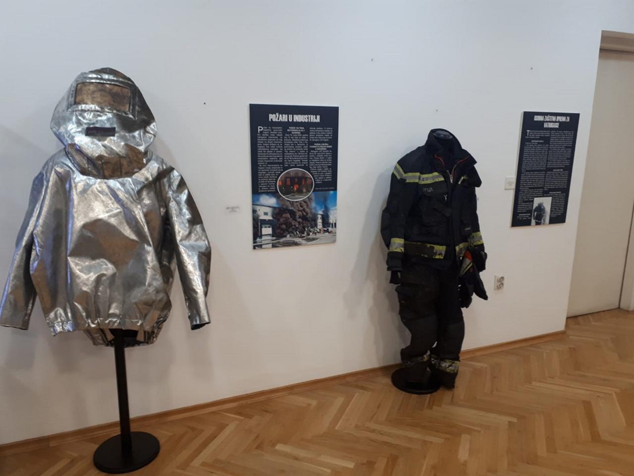Izložba u Muzeju hrvatskog vatrogastva